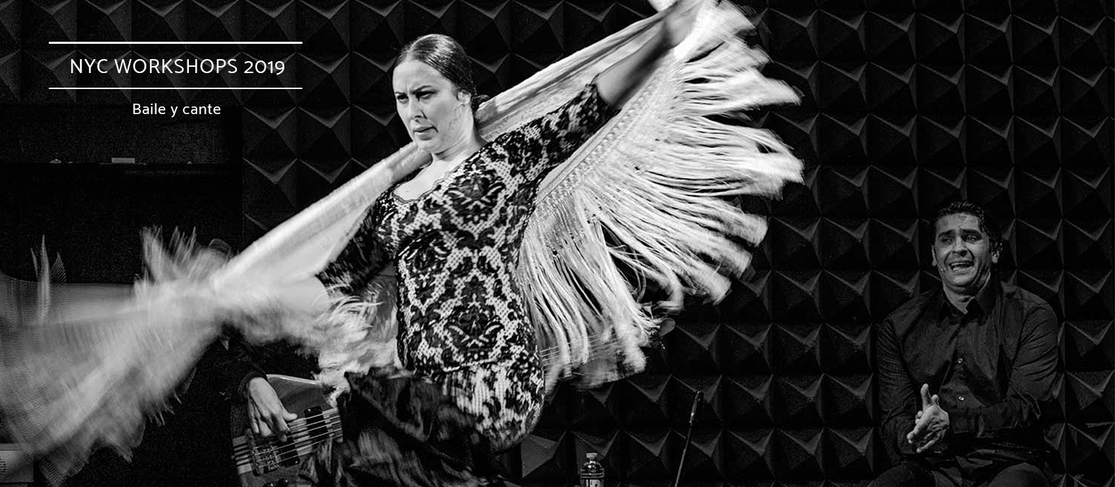 Sonia Olla e Ismael Fernández - Clases de flamenco en Nueva York