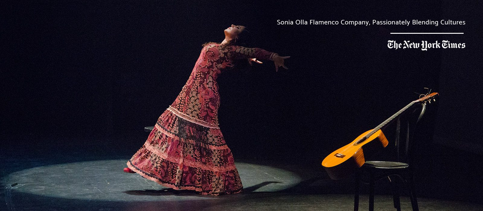 Sonia Olla Flamenco Company - The New York Times