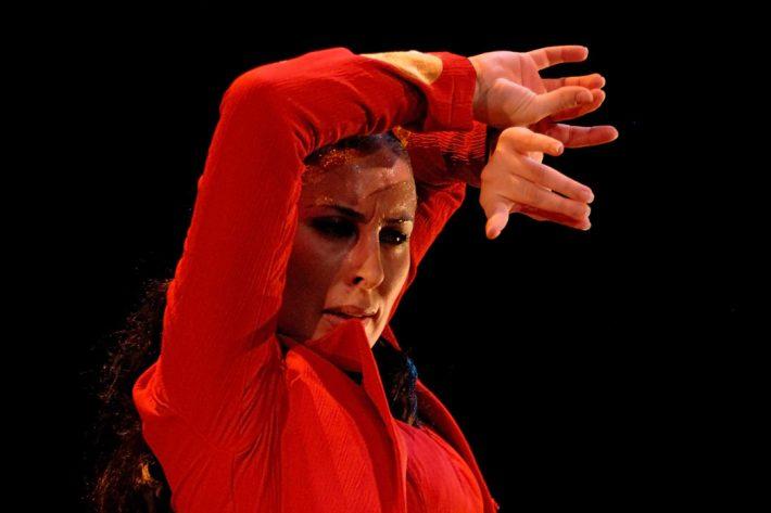 Sonia Olla bailaora flamenco