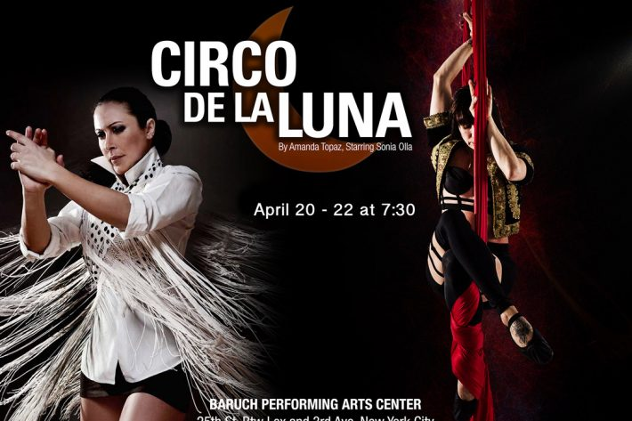 "Are you ready to see stars with ""Circo de la Luna""?"