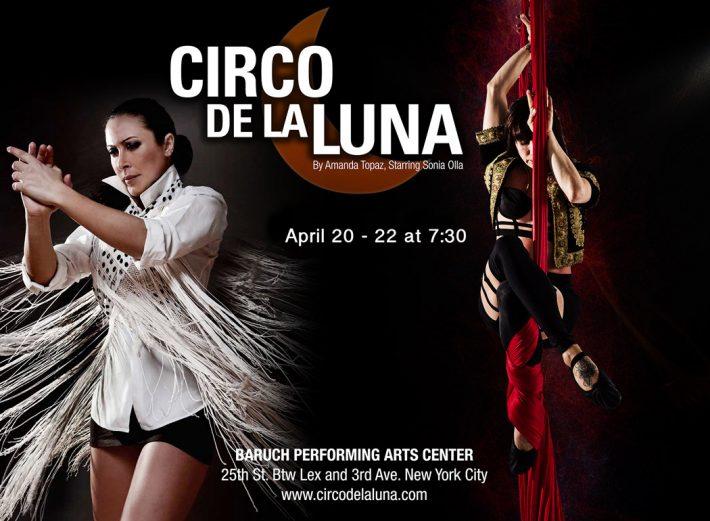 """Are you ready to see stars with """"Circo de la Luna""""?"""
