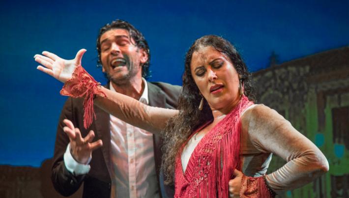 Verano de flamenco en España