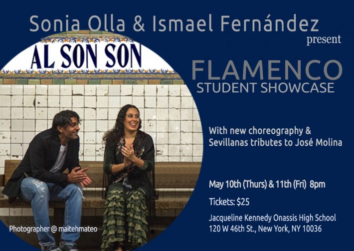 """Al Son Son"" Flamenco 2018"