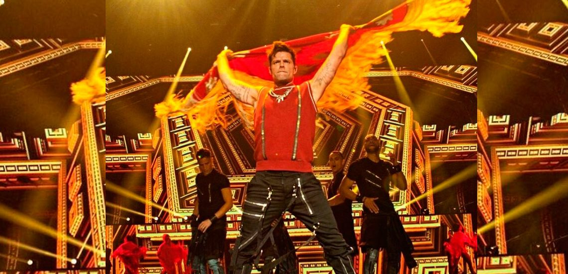 Ricky Martin Vegas Residency